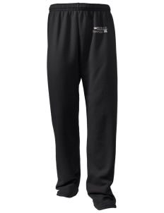 Mercy College Mavericks Embroidered Holloway Men's 50/50 Sweatpants