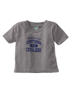 Christendom College Crusaders Baby T-Shirt
