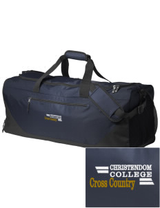 Christendom College Crusaders Embroidered Holloway Colossal X-Large Duffel Bag