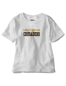 Christendom College Crusaders Toddler 6.1 oz Ultra Cotton T-Shirt