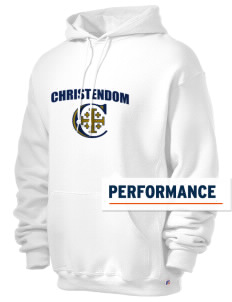 Christendom College Crusaders Russell Men's Dri-Power Hooded Sweatshirt