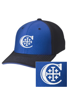 Christendom College Crusaders Embroidered M2 Contrast Cap