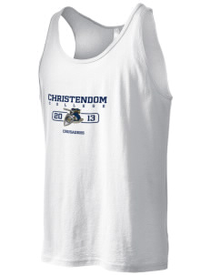 Christendom College Crusaders Men's Jersey Tank