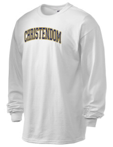 Christendom College Crusaders 6.1 oz Ultra Cotton Long-Sleeve T-Shirt