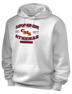 Claremont-Mudd-Scripps Women's Athletics Athenas Holloway Men's 50/50 Hooded Sweatshirt