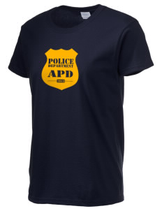 Aledo Police Department Women's 6.1 oz Ultra Cotton T-Shirt