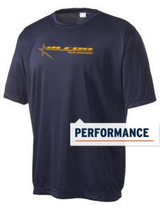 Aledo Police Department Men's Competitor Performance T-Shirt