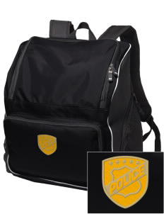 Palos Park Police Department Embroidered Holloway Backpack