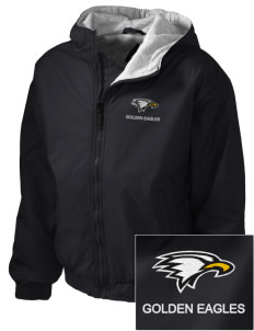 La Sierra University Golden Eagles Embroidered Holloway Kid's Triumph Hooded Jacket