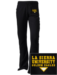 La Sierra University Golden Eagles Embroidered Holloway Women's Axis Performance Sweatpants