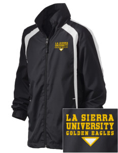 La Sierra University Golden Eagles Embroidered Kid's Color Block Jacket