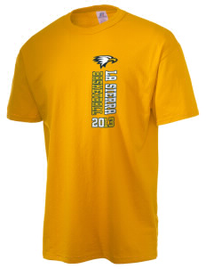 La Sierra University Golden Eagles  Russell Men's NuBlend T-Shirt