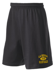 La Sierra University Golden Eagles  Russell Kid's Cotton Short