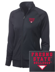 Fresno State Bulldogs Women's NRG Fitness Jacket