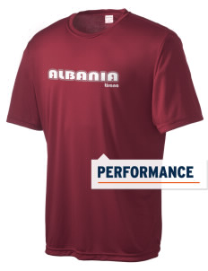 Albania Men's Competitor Performance T-Shirt