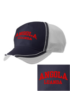 Angola  Embroidered Champion Athletic Cap