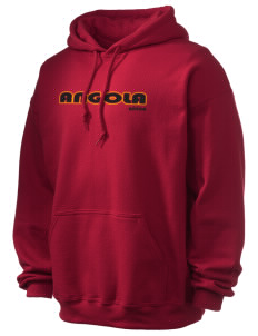 Angola Ultra Blend 50/50 Hooded Sweatshirt