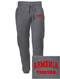 Armenia Embroidered Alternative Men's 6.4 oz Costanza Gym Pant