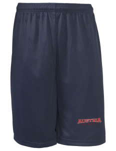 "Austria Long Mesh Shorts, 9"" Inseam"