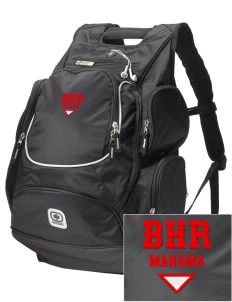 Bahrain  Embroidered OGIO Bounty Hunter Backpack