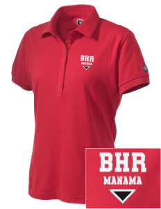 Bahrain Embroidered OGIO Women's Jewel Polo