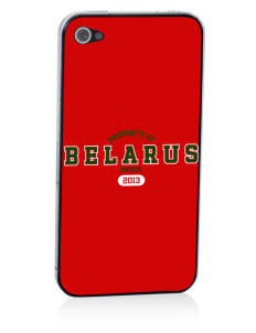 Belarus Apple iPhone 4/4S Skin