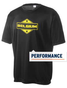 Belgium Men's Competitor Performance T-Shirt