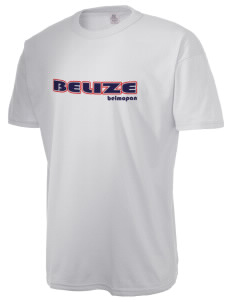 Belize  Russell Men's NuBlend T-Shirt