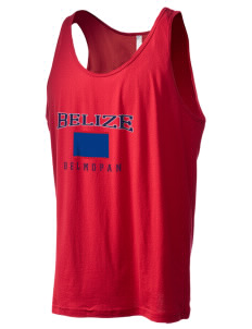 Belize Men's Jersey Tank