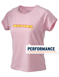 Bhutan Champion Women's Wicking T-Shirt