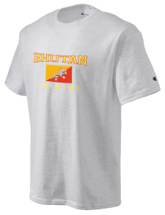 Bhutan Champion Men's Tagless T-Shirt