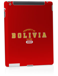 Bolivia Apple iPad 2 Skin