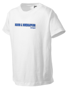 Bosnia & Herzegovina Kid's T-Shirt