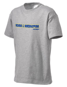 Bosnia & Herzegovina Kid's Essential T-Shirt