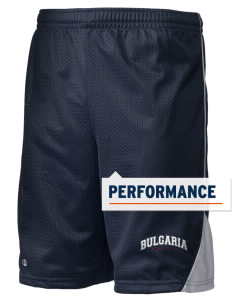 "Bulgaria Holloway Men's Possession Performance Shorts, 9"" Inseam"
