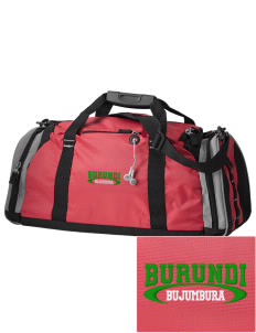 Burundi Embroidered OGIO All Terrain Duffel