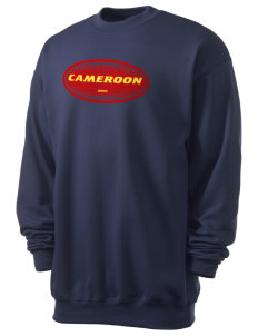 Cameroon Men's 7.8 oz Lightweight Crewneck Sweatshirt