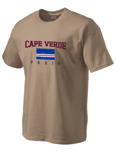 Cape Verde Men's Lightweight T-Shirt