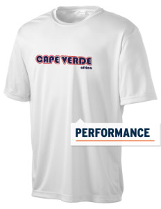 Cape Verde Men's Competitor Performance T-Shirt