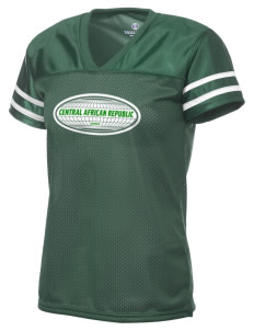 Central African Republic Holloway Women's Fame Replica Jersey