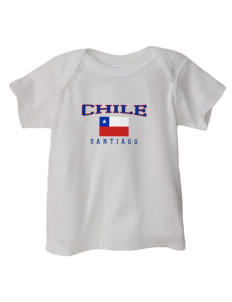 Chile  Baby Lap Shoulder T-Shirt