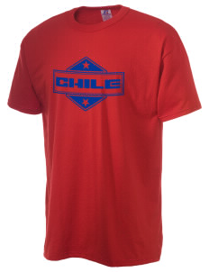 Chile  Russell Men's NuBlend T-Shirt