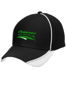 Comoros Embroidered New Era Contrast Piped Performance Cap