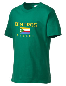 Comoros Kid's Essential T-Shirt