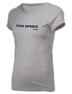 Czech Republic Holloway Women's Groove T-Shirt