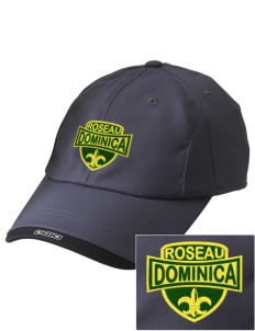 Dominica Embroidered OGIO X-Over Cap