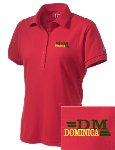 Dominica Embroidered OGIO Women's Jewel Polo