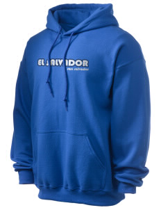 El Salvador Ultra Blend 50/50 Hooded Sweatshirt