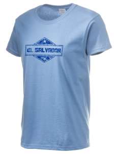 El Salvador Women's 6.1 oz Ultra Cotton T-Shirt