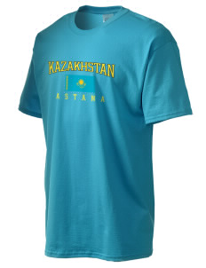 Kazakhstan Men's Essential T-Shirt